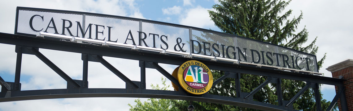 Carmel Indiana Arts & Design District